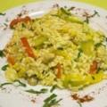 Ριζότο λαχανικών