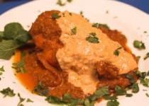 Κοτόπουλο Tandoori