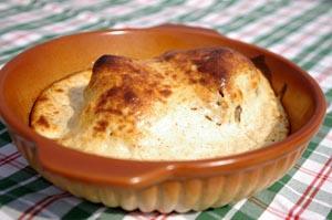 Αρνάκι ψητό στο φούρνο, γιαουρτωμένο