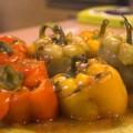 Πιπεριές α λα βάσκα