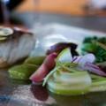 Σφυρίδα με λαχανικά