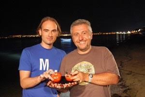 Ντομάτες γεμιστές με φασόλια
