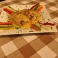 Φιλέτο γλώσσας με λαχανικά