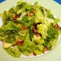Σαλάτα με πράσινο μήλο