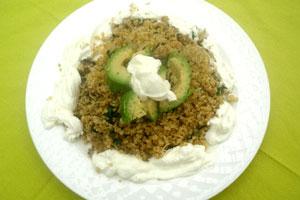 Σαλάτα πουργούρι