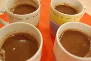 Σοκολατάδα με τσίλι