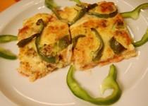 Εργένικη πίτσα