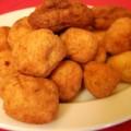 Φαβοκεφτέδες με ελιά