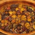 Κρέας με λαχανικά στη στάμνα