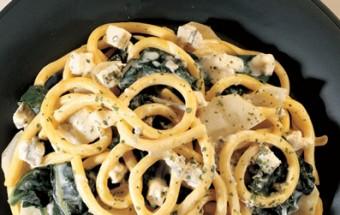 Ζυμαρικά με Gorgonzola