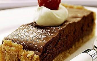 Τάρτα σοκολάτας χωρίς μαγείρεμα