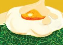 Αυγά αλά Φλορεντίν