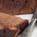 Κέικ σοκολάτας με κάστανο