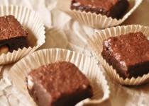 Brownies χωρίς γλουτένη