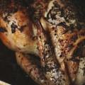 Ψητό κοτόπουλο με μυρωδικά