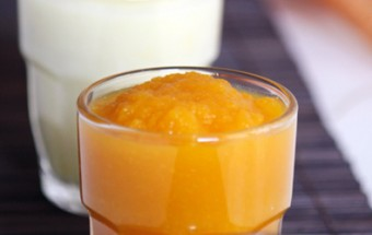 Πουρές καρότου