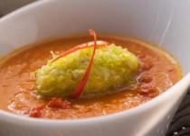 Ντοματοκαροτόσουπα