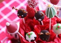 Σοκολατένια cake pops