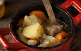 Αρνάκι με λαχανικά στο φούρνο