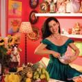 Η Ελένη Ψυχούλη «μαγειρεύει»