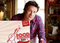«17 Μαΐου 2013, Food Revolution Day»