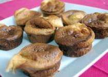 Muffins με μέλι και λεμόνι