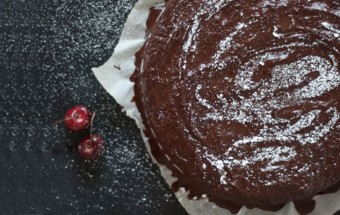 Cherry-Chocolate-Cake