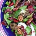cherry beef salad