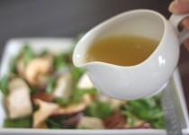 Η μαγική απλότητα της sauce vinaigrette