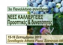 Συνέδριο της Ελαιοτεχνία 2013