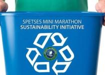 Μια βιώσιμη πρωτοβουλία από το SPETSES mini MARATHON