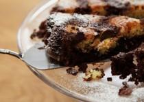 Σοκολατένιο κέικ με αμαρέττο