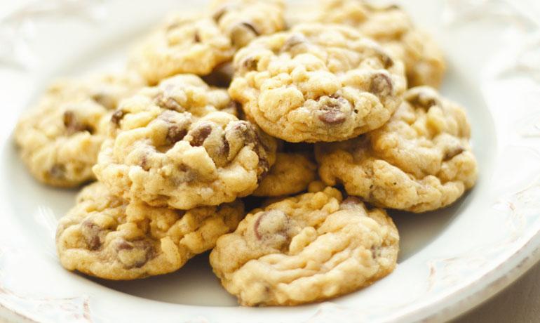 Αποτέλεσμα εικόνας για cookies με φουντουκια