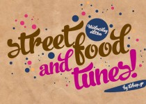 Street Food and Tunes Wednesday edition