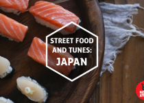 Street Food and Tunes: Japan
