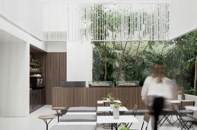 Nέο Cycladic Café