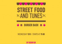 Street Food and Tunes by deBόp Burger Bash